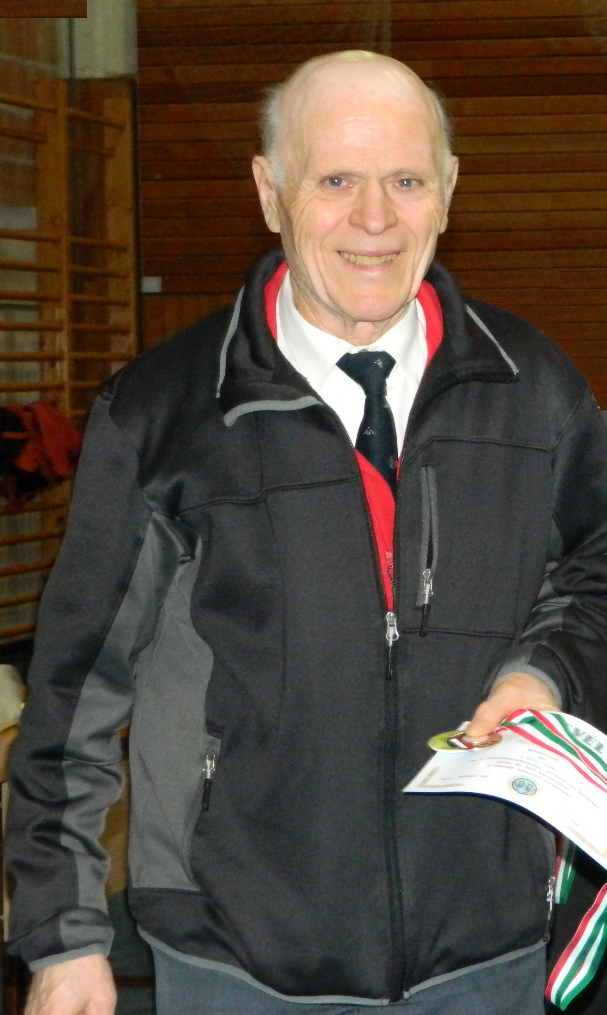 Lévai Béla (1934-2015)
