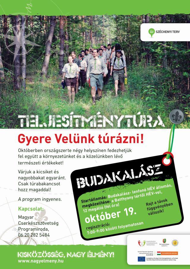 Októberi emléktúra - Budakalász