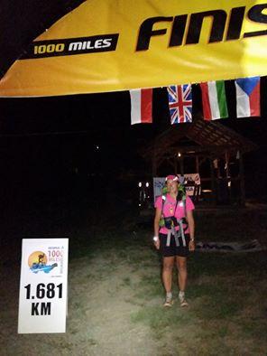 Őrsi Anna - 1000 miles adventure