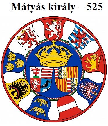 Mátyás király 525 túramozgalom
